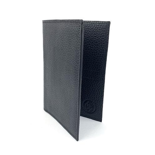 Porta Pasaporte LUX (Negro)