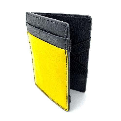 Magic Wallet (Amarillo-Negro)