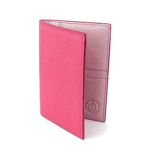 Porta Pasaporte LUX (Pink)