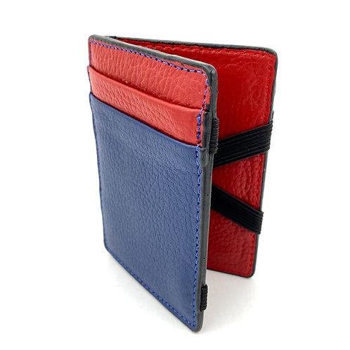 Magic Wallet (Azul-Rojo)