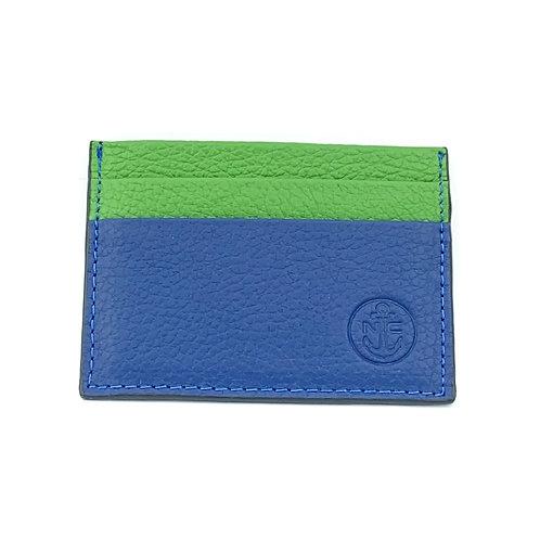 PortaTarjetas LUX (Azul Verde)