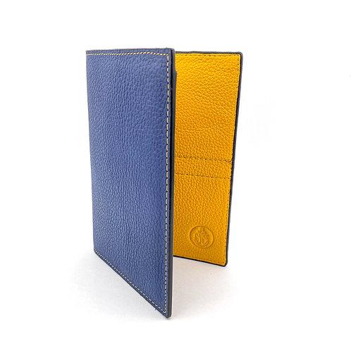 Pasaporte LUX (Azul Amarillo)