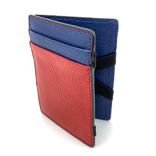 Magic Wallet (Rojo-Azul)