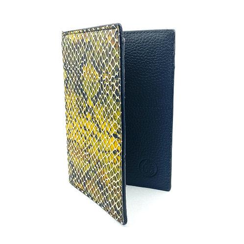 Porta Pasaporte LUX (Culebra Negro)