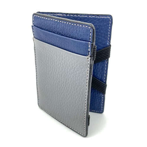 Magic Wallet (Gris-Azul)