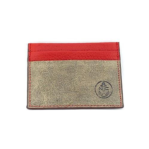 PortaTarjetas LUX (Tierra Rojo)