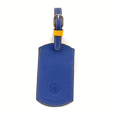 Tag de Maleta ( Azul Amarillo )