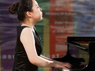 윤아인 2015 The Varna Summer  International Music Festival 초청 연주
