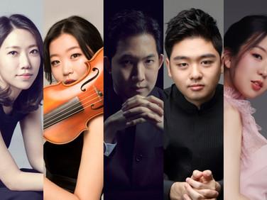 제861회 하우스콘서트  Brahms  Piano Quintet in F minor, Op.34
