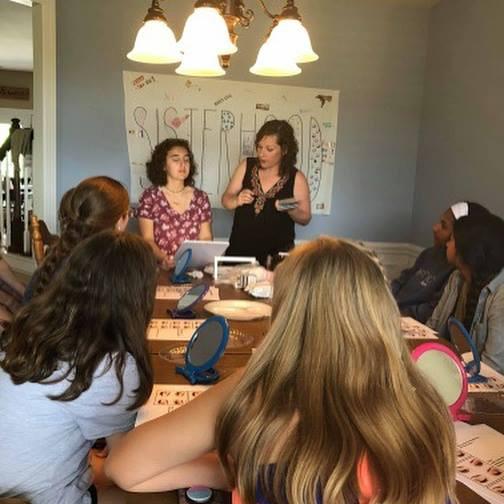 Makeup Workshop for Teens and Tweens