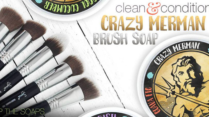 My All Time Fav Brush Cleaner !