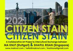 CITIZEN STAIN 2021