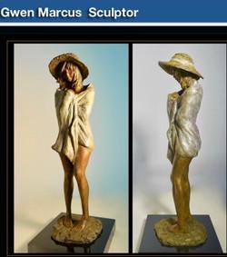 Gwen Marcus Sculpture