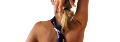 Gravata azul com estampa de bichinhos pode?