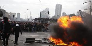 Manifestations Chili