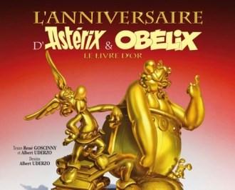 Astérix et Obélix soufflent leurs cinquante bougies