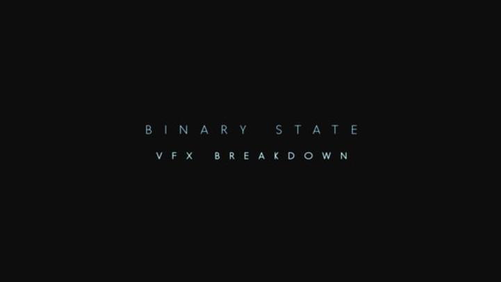 Binary State | Breakdown