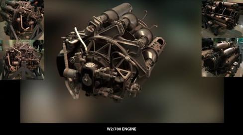 W2/700 Engine