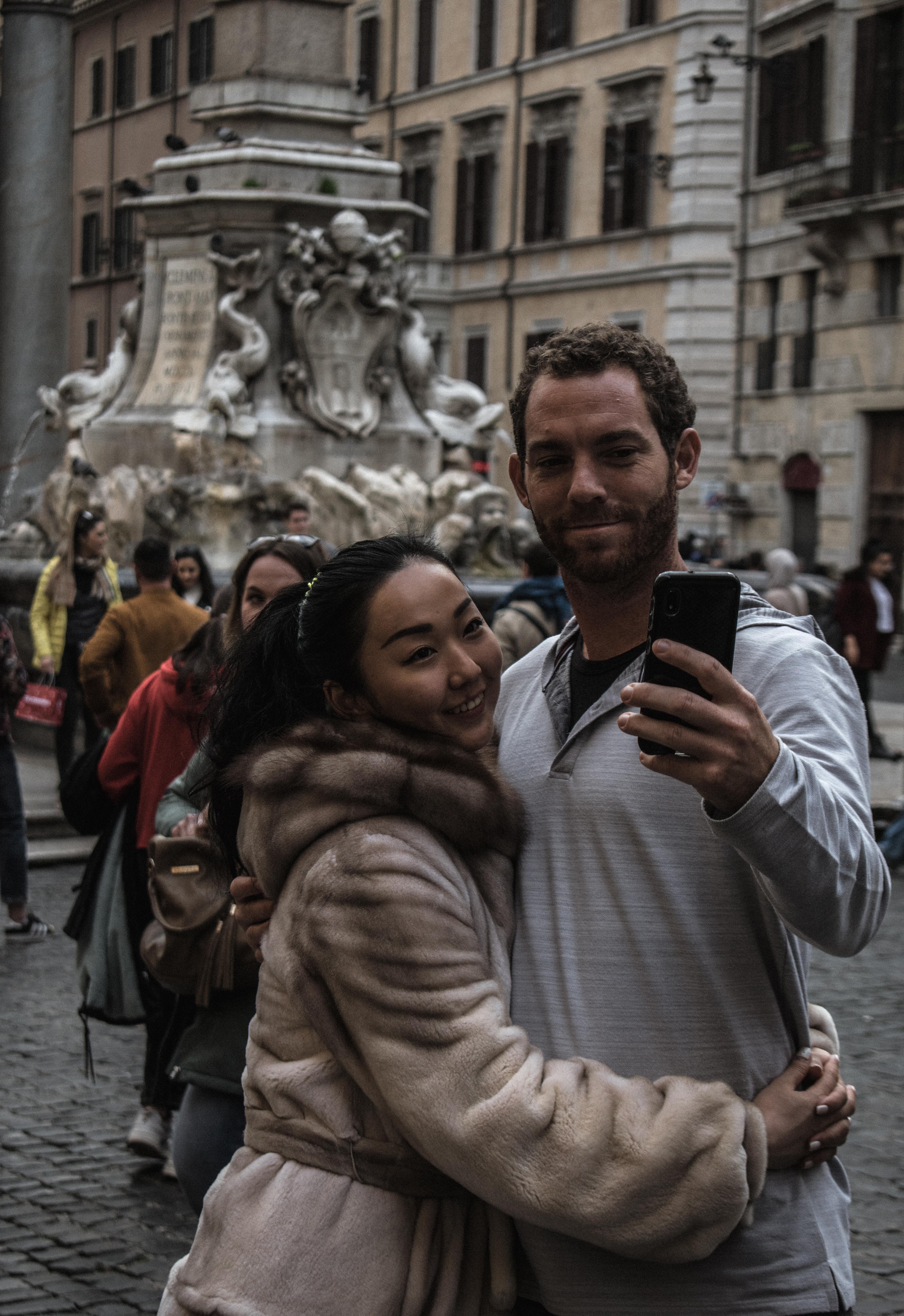 Roman Couple
