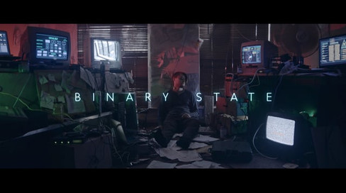 Binary State - VFX  Short Film