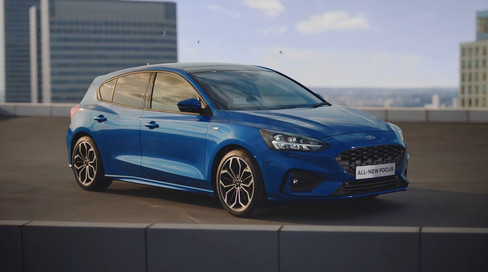 Ford Focus | The Beauty of Change