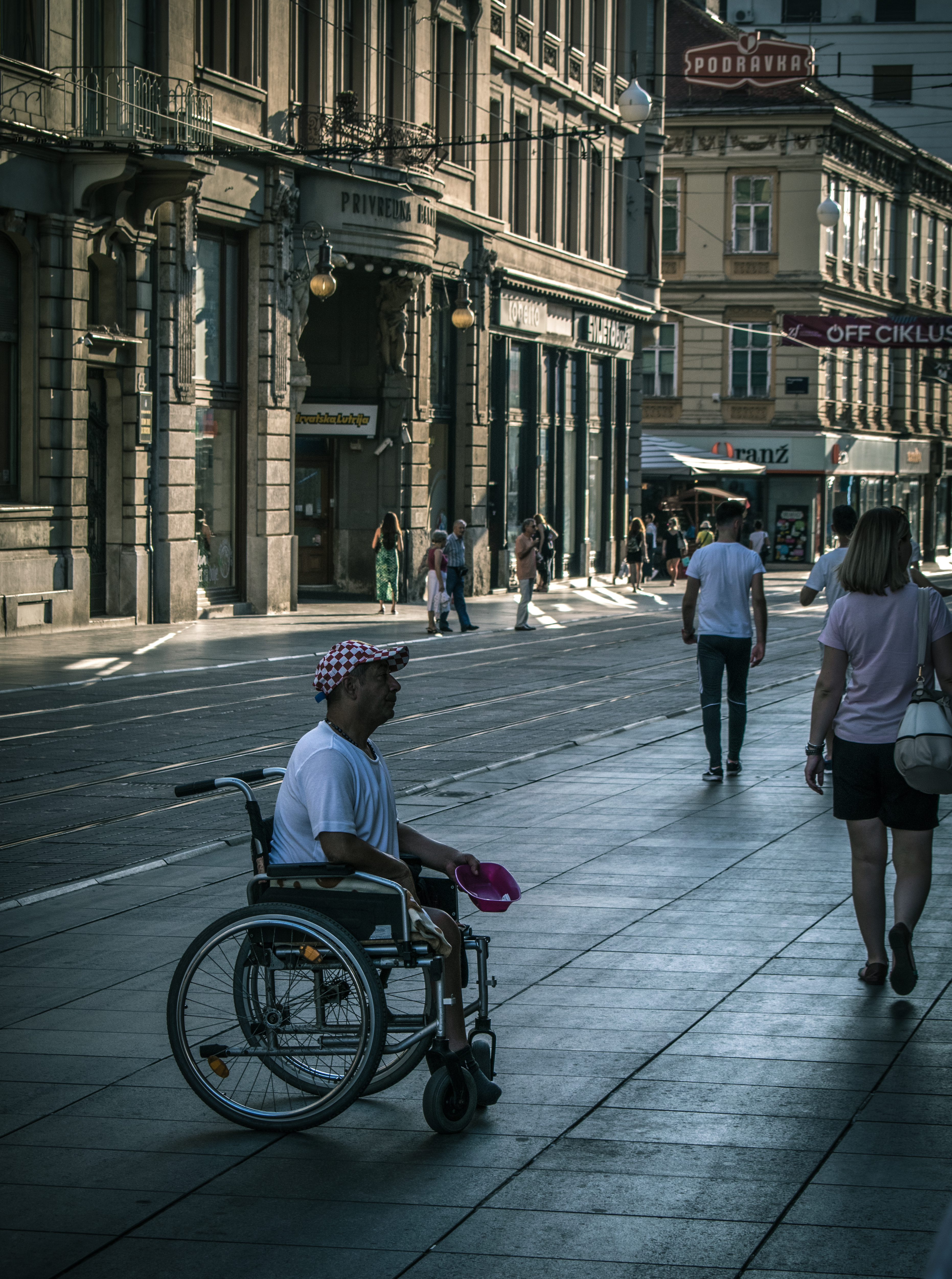 Streets of Zagreb
