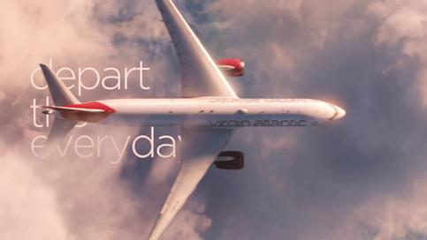 Virgin Atlantic | Depart the Everyday
