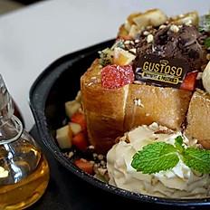 Honey Toast (French Toast)