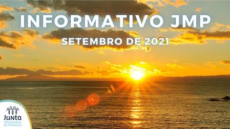 Informativo setembro 2021