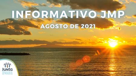 Informativo agosto 2021