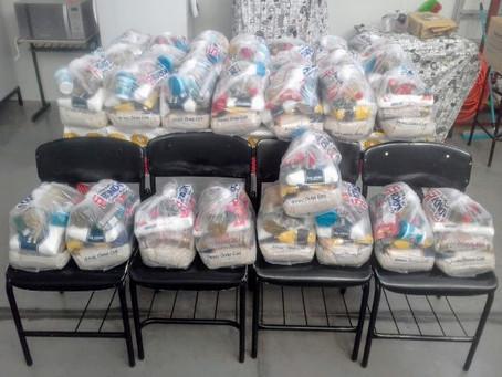 Igreja Presbiteriana de Pinheiros distribui 13 mil cestas básicas