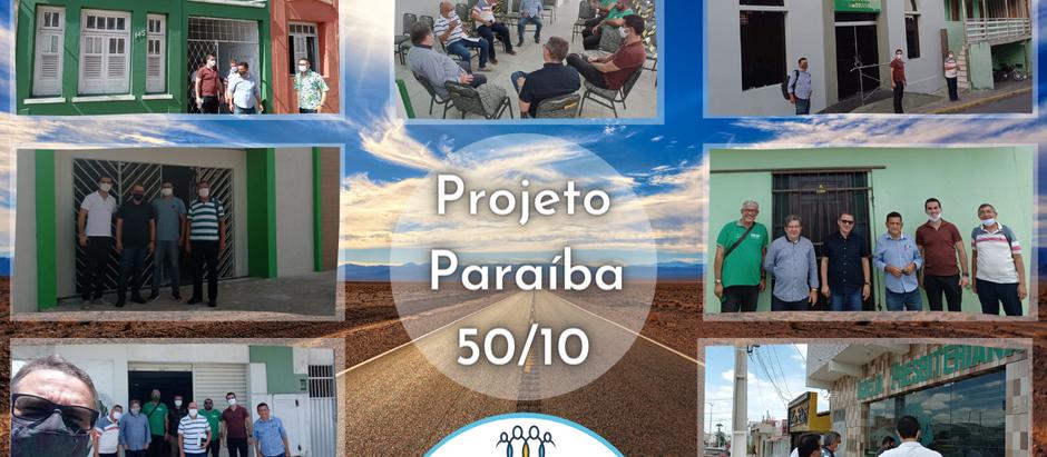 Projeto Paraíba 50/10 (Vídeo)