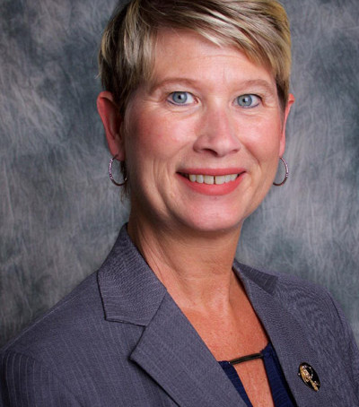 Melanie Bennett McKim becomes National Association of Railway Business Women's 40th President