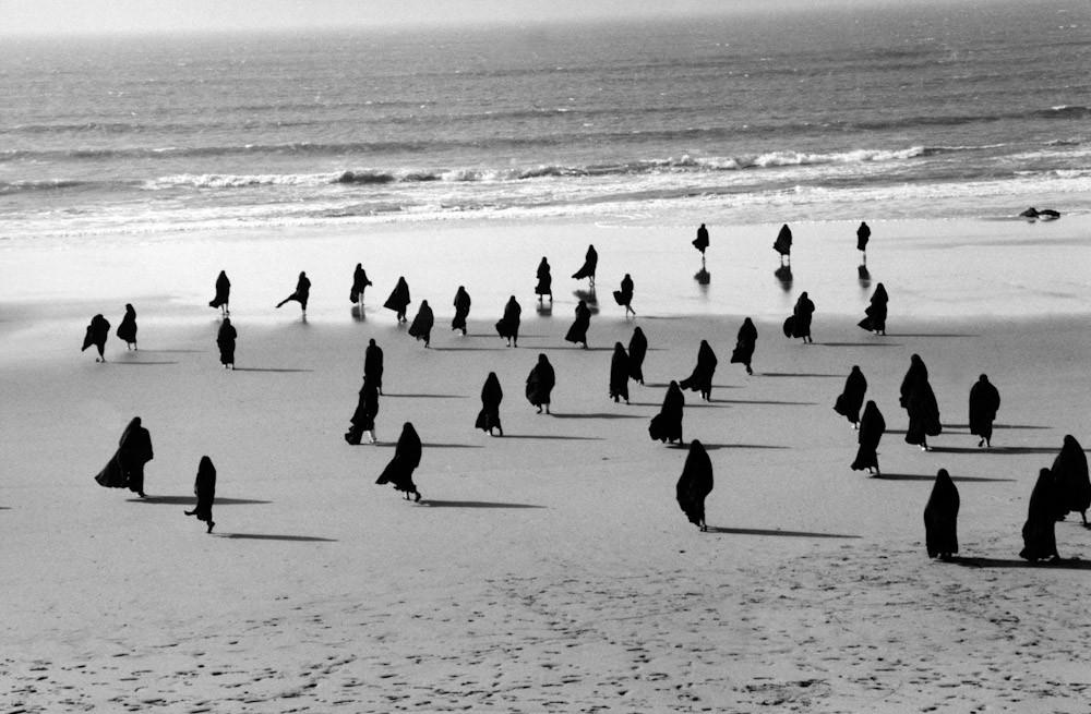 Rapture, Shirin Neshrat . video still