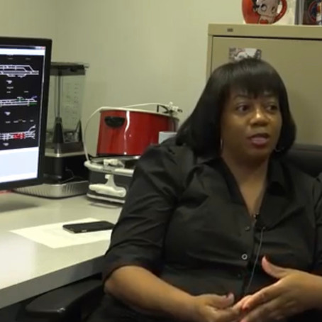 Shamonda Jones Featured in Women of Metra Video