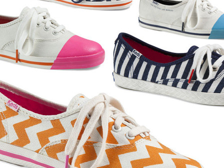 "Keds and Kate Spade: Bringing Out the ""Ked"" in Every Adult!"