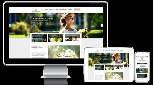 Diseño web, creacion de paginas web