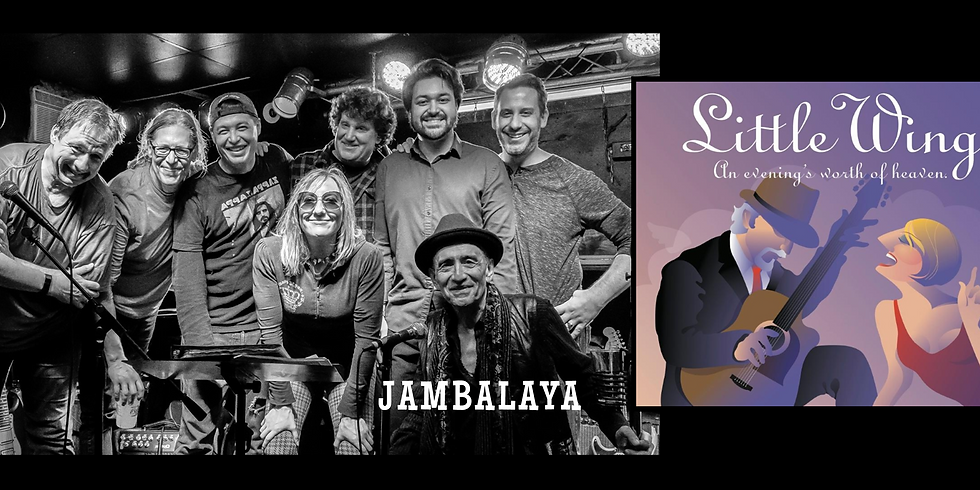 Jambalaya with Little Wing in Concert