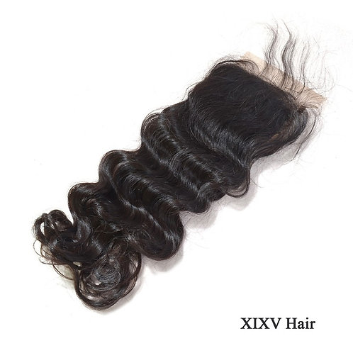 4 X 4 Lace Closure Loose wave ID220