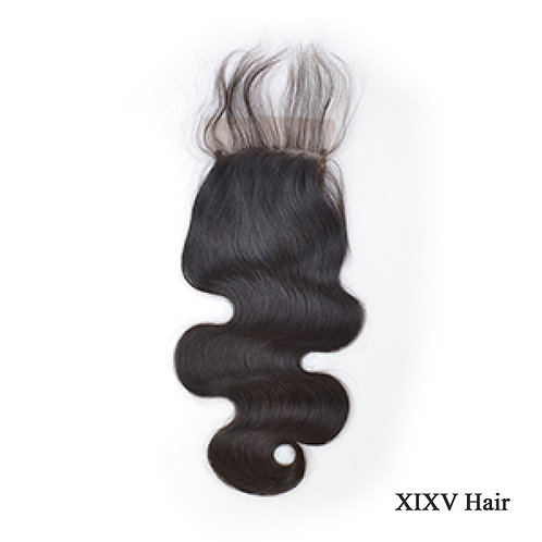 4 X 4 Lace Closure Body Wave Hair ID220