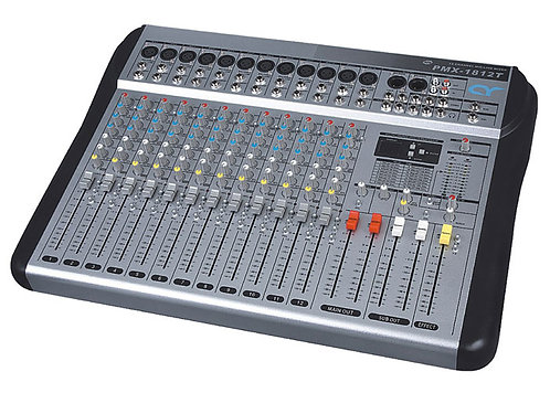 12 Channel Professional Audio Mixer