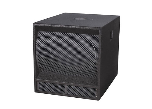 Professional Audio Active Bass Speaker