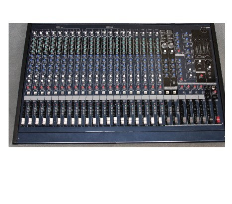 24 Channel Professional Audio Mixer