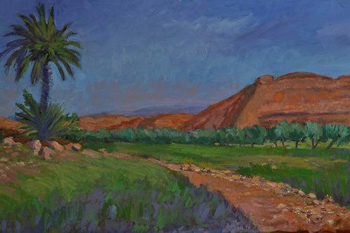 Desert Ait Bahaddou