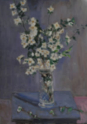 Still Life - Orange Blossom oil 70 x 50 cm.jpg