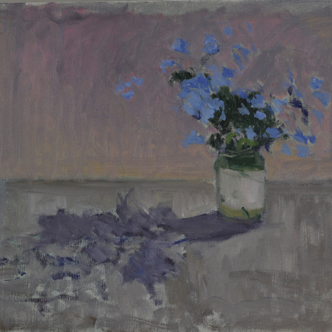 Shadow and Forget me Nots