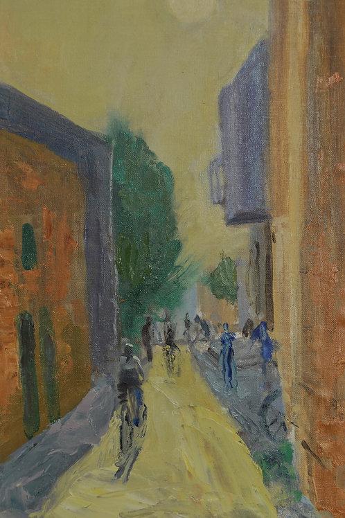 A Lane off Jaffa Street
