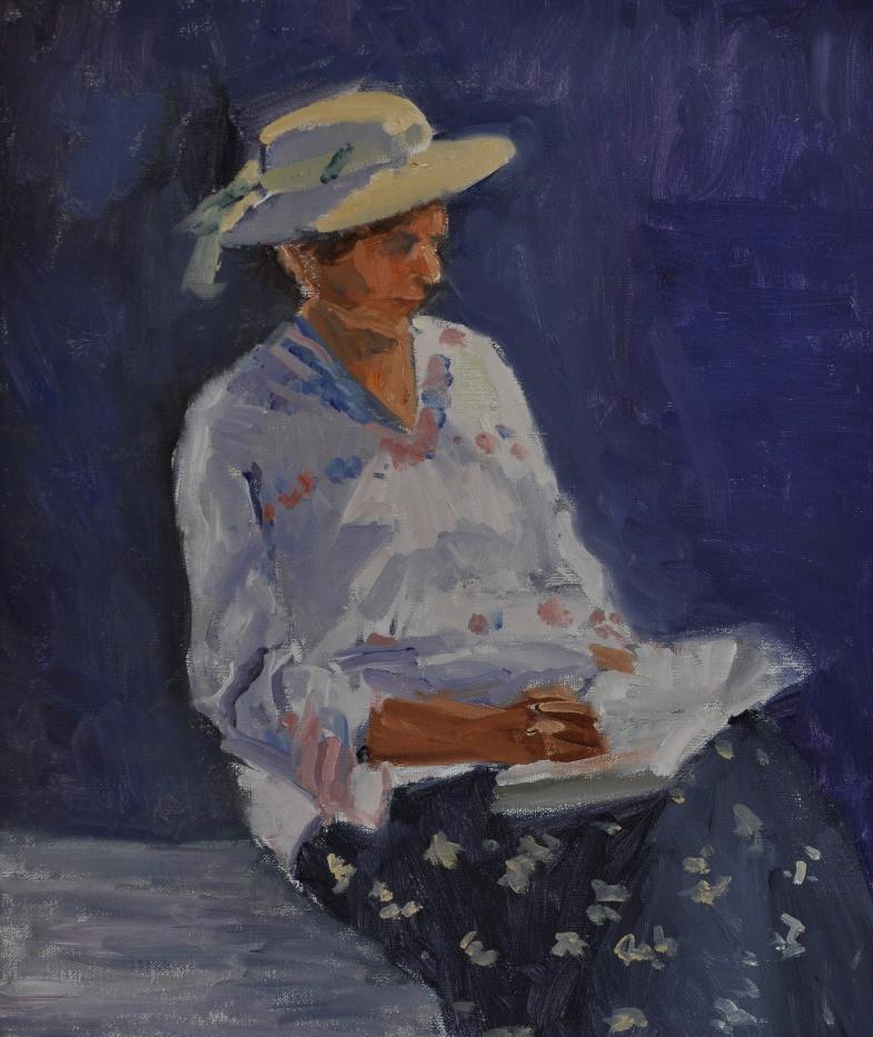 Reading, Sunlight