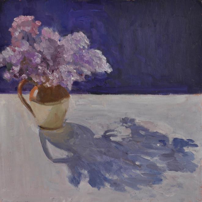 Shadow and Purple Lilac