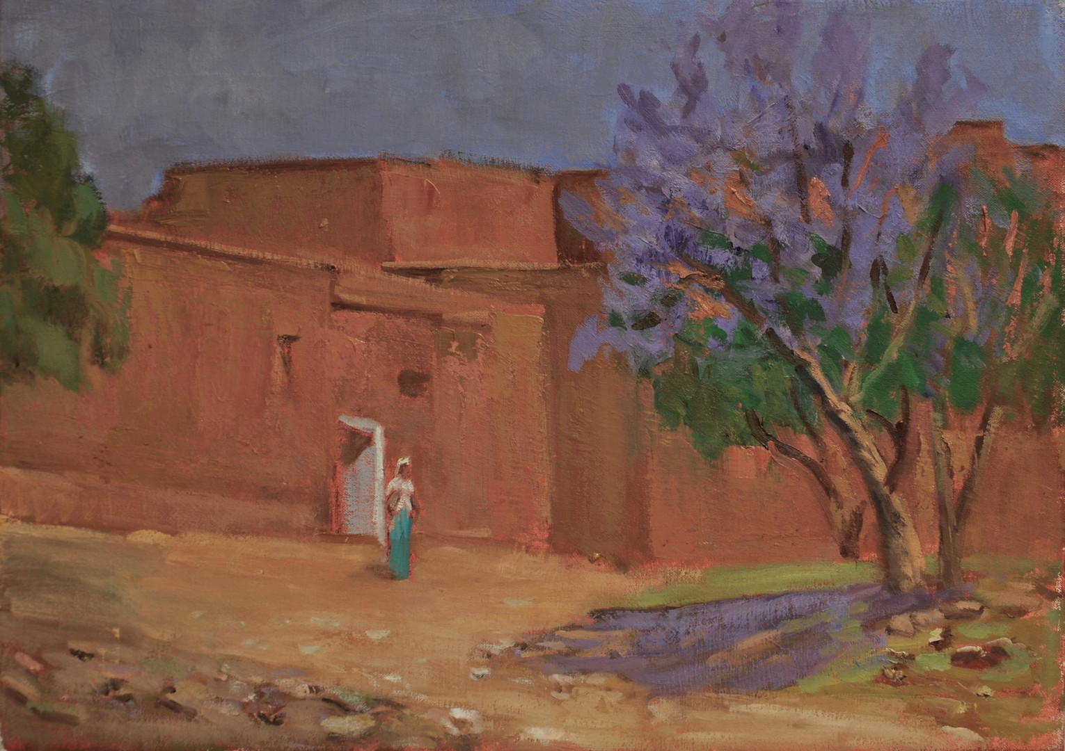 Moroccan Adobe Houses